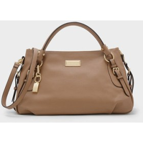 スローチー ハンドバッグ / Slouchy Handbag (Nude)