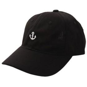PGAC(PGAC) リネン刺繍キャップ MARINE 897PA9ST1737 BLK (Men's)