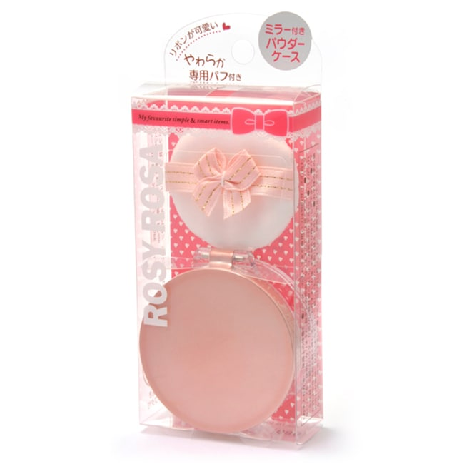R.R香檳粉蜜粉隨身盒 1p-845300