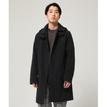 ビームス メン Traditional Weatherwear × BEAMS / 別注 SELBY フーディー メンズ RO05_NAVY 38 【BEAMS MEN】