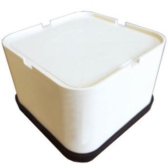 日晴金属(株) 洗濯機かさ上げ台 LC-KD65