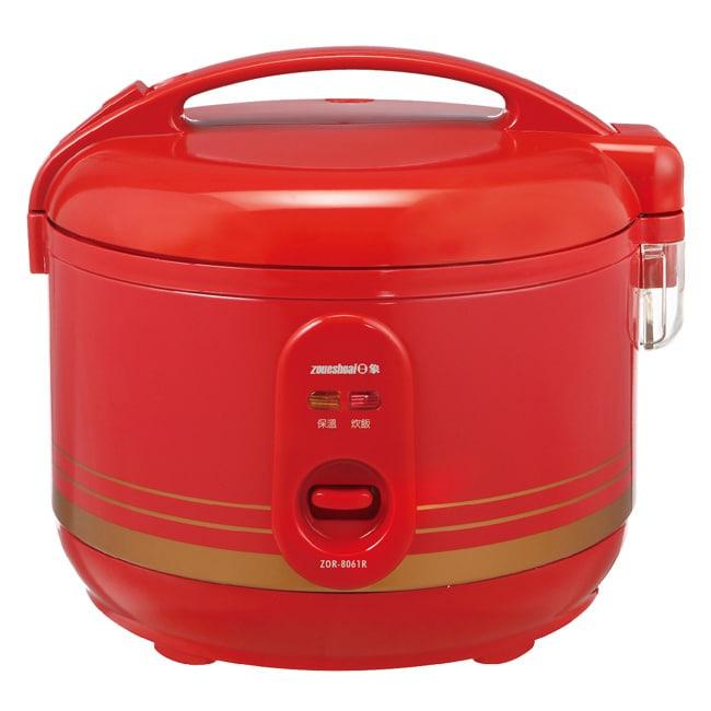 【日象】6人份立體保溫電子鍋 ZOR-8061紅R