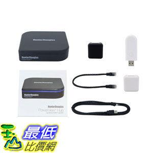 [107美國直購] 自動幕簾系統 Hunter Douglas PowerView Hub System Package