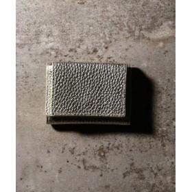 (amorous insense/アモラスインセンス)三つ折りコンパクト財布/レディース ゴールド 送料無料