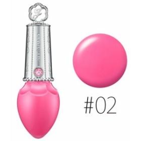 ジルスチュアート フォーエヴァージューシー オイルルージュ グロウ【#02】 #grape pink 10ml【W_29】