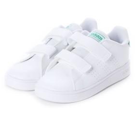 アディダス adidas ADVANCOURT I EF0301-14.0 フットウェアホワイト (WHITE)