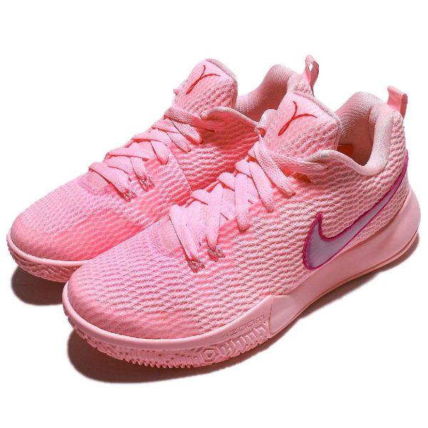 Nike 籃球鞋 Zoom Live II Kay Yow EP 粉紅 低筒 乳癌防治 女鞋【PUMP306】 AH9042-600