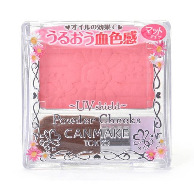 CANMAKE 巧麗腮紅組 658-PW28 (4.4g)