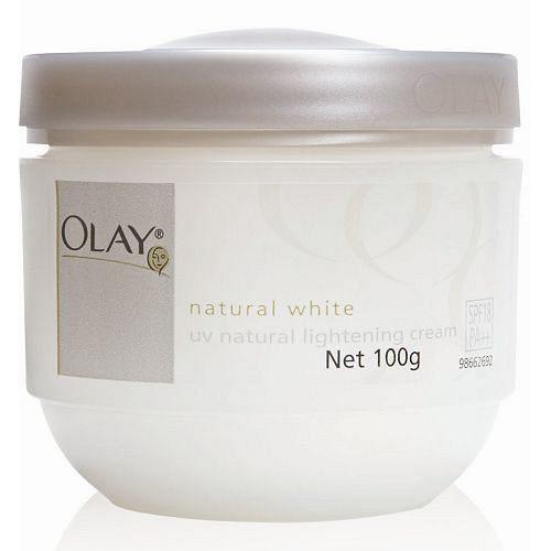 歐蕾OLAY防曬淨白乳霜100g(SPF18/PA++)【愛買】