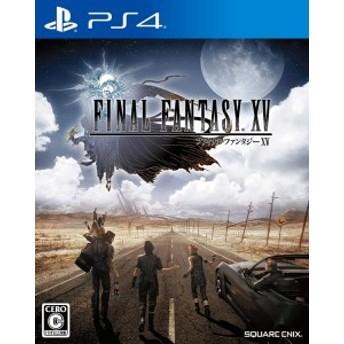 PS4 ファイナルファンタジー XV プレイステーション4 ゲームソフト 新品