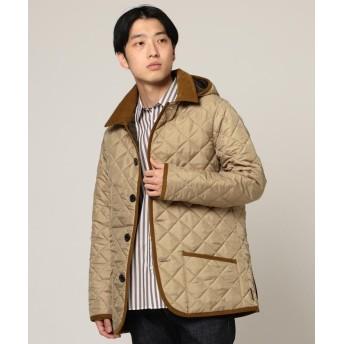 ビームス メン Traditional Weatherwear × BEAMS / 別注 WAVERLY フーディー メンズ PQ4129_BEIGEXTERRA 42 【BEAMS MEN】