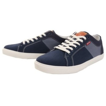 リーバイス(LEVIS) WOODS SUEDE 225826a NAVY BLUE (Men's)