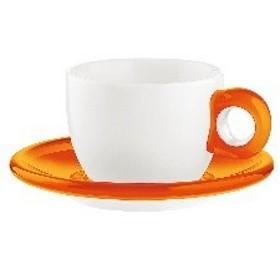 RGTS303 ティー/コーヒーカップ 2客セット 2774.0045 オレンジ :_
