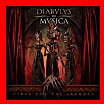 DIRGE FOR THE ARCHONS [CD] DIABULUS IN MUSIC