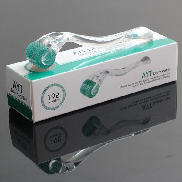 微針 MTS美容微針滾輪低敏192無縫飛輪MTS美塑滾針紋繡用 MKS霓裳細軟