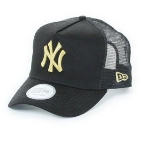 ニューエラ(NEW ERA) 9FORTY D-FRAME TRUCKER ニューヨーク・ヤンキース 11120228 メンズ 帽子 ベースボールキャップ