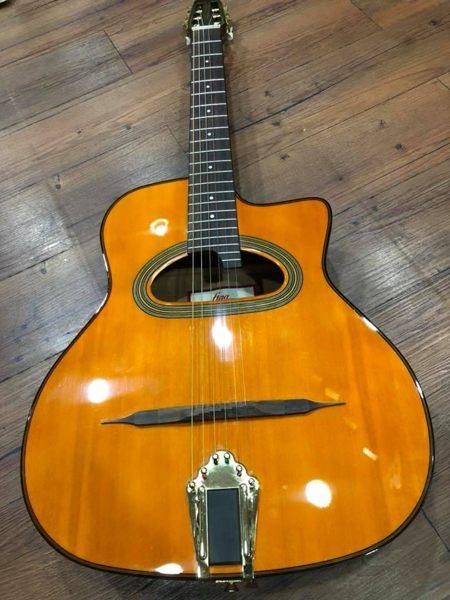 凱傑樂器 FINA FT-905D 吉普賽 面單板 木吉他
