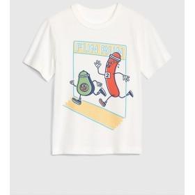 Gap 幼児グラフィック半袖Tシャツ