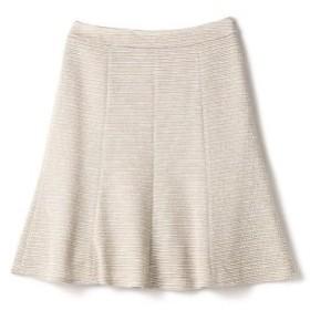 (Aylesbury(TALL SIZE)/アリスバーリー(TALLサイズ))ツイードジャージースカート/レディース ベージュ