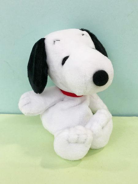 【震撼精品百貨】史奴比Peanuts Snoopy ~SNOOPY絨毛娃娃-坐姿#68238