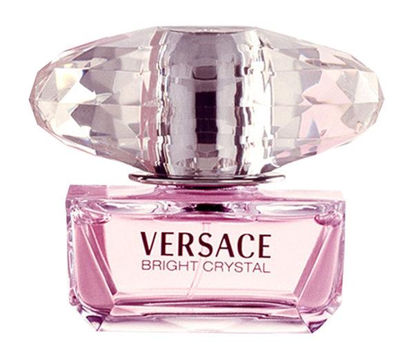 VERSACE Bright Crystal 凡賽斯香戀水晶女性淡香水50ml