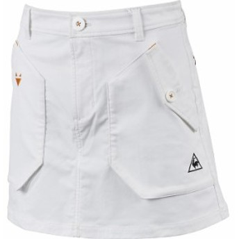 【セール】 ルコックゴルフ ゴルフ レディース ウェア スカート QGWMJE04 レディース WH00