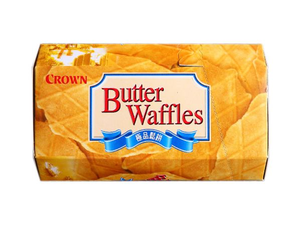 Crown~鮮奶油鬆餅(135g)【D190589】