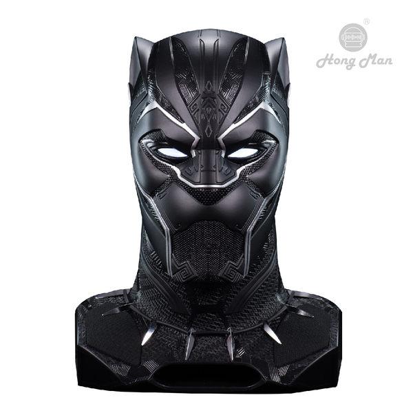 尖端科技的領銜與瓦干達傳奇守護神的化身-黑豹