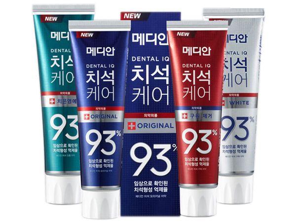 韓國 Median~93%強效淨白去垢牙膏(120g) 4款可選【D101414】升級版,還有更多的日韓美妝、海外保養品、零食都在小三美日,現在購買立即出貨給您。