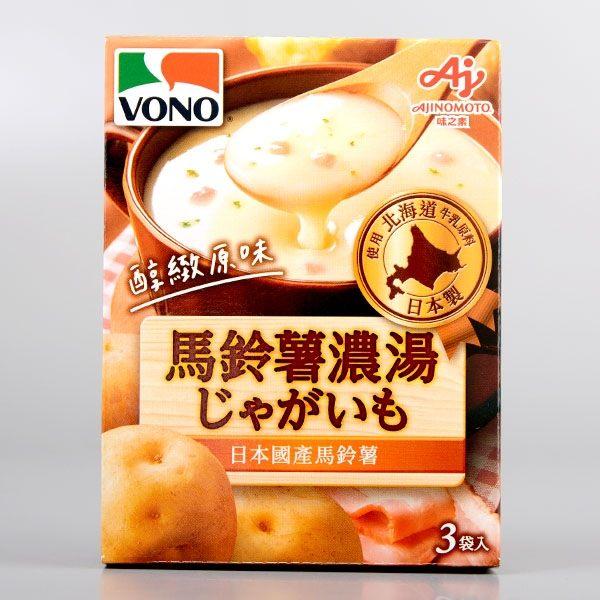 日本【VONO】醇緻原味-馬鈴薯濃湯 46.5g