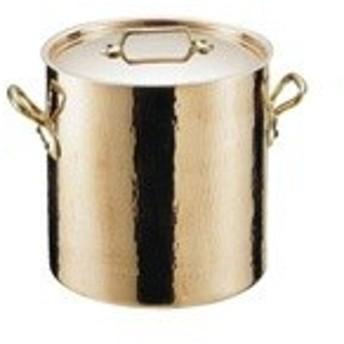 AZV06363 モービル 銅 寸胴鍋 2148.32 32cm :_