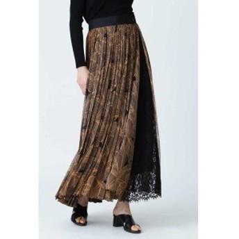 アドーア(ADORE)/レイヤードプリントスカート