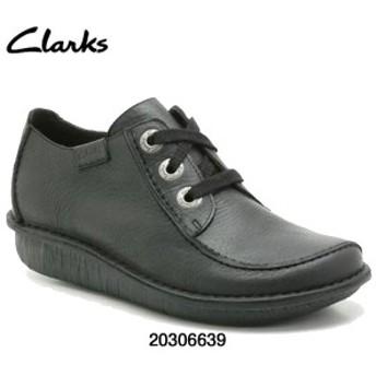 クラークス(Clarks) ファニードリーム(Funny Dream) レザーシューズ (レディース)