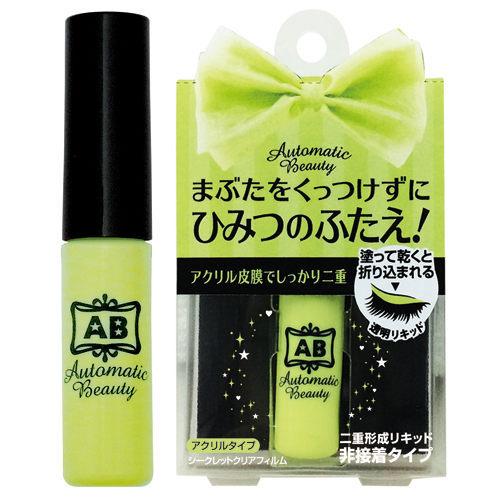 日本AB 超膜力隱形雙眼皮膠水 4.5ml 【美日多多】