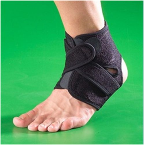 OPPO 護踝 高透氣 可調式 踝固定護套 單入