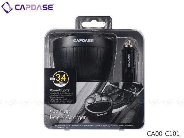 高能量車充充電器n手機及平板共同使用n方便操作n香港金獎品牌
