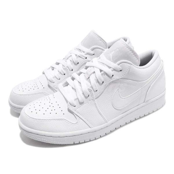 553558112 飛人喬丹 AJ1 Jumpman 球鞋穿搭推薦 基本款 白鞋 一代