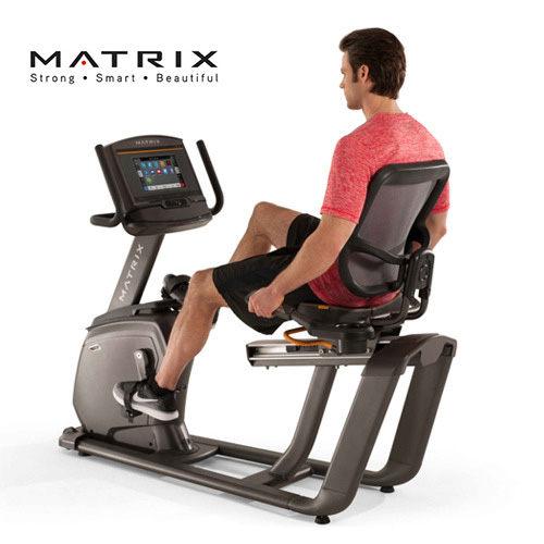 喬山JOHNSON|Matrix Retail R30 斜臥式健身車 [XR控制面板] 國旅卡特約店