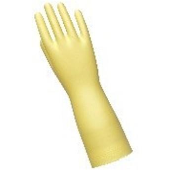 STBG205 トーワ ソフトエース 厚手手袋 M イエロー :_