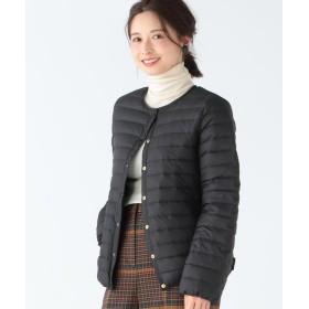 ビームス ウィメン Traditional Weatherwear / Arkley ライトダウン レディース BLACK 36 【BEAMS WOMEN】