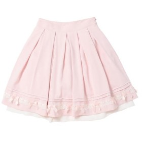 mille fille closet ミルフィーユ クローゼット Sweet Retroスカート レディース