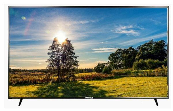【配基本安裝】鴻海 InFocus WA-70UA600 70吋 4K UHD智慧連網電視