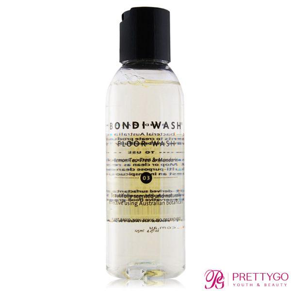 1010 BONDI WASH 檸檬茶樹&柑橘地板清潔液(125ml)【美麗購】