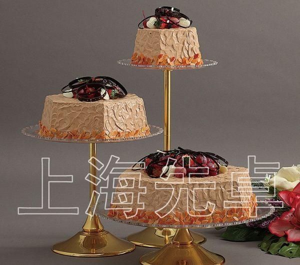 [協貿國際]仿真蛋糕模型三層(10*12*14吋1組)
