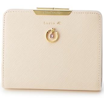[マルイ] 二つ折り財布/ルリア4℃(Luria 4℃)