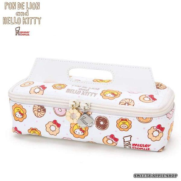 日本 三麗鷗 mister Donut 波堤獅 聯名限定商品