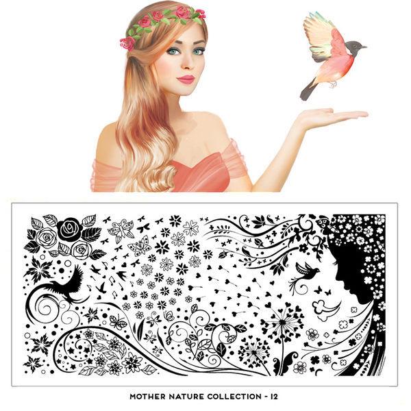 ■以大自然的元素為靈感n■欣賞體會清新純淨的感覺n■數千種各式精彩花紋n■5分鐘輕鬆完成高難度圖騰