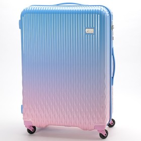 5aa76f0aa1 M(22) スーツケース 中型 TSAロック 軽量 キャリーケース トランク ...