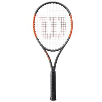 【セール】 【送料無料】 ウィルソン 【フレームのみ】テニス フレームラケット BURN 100 LS WRT734510 FROZEN SMOKE/POWER ORANGE