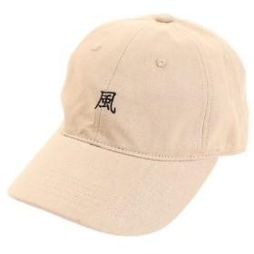 PGAC(PGAC) リネン刺繍キャップ KAZE 897PA9ST1723 BEG (Men's)